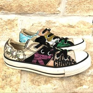 Converse All Star CT Stitch Rock Ox Sneakers